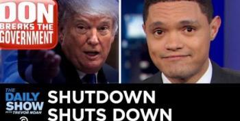 Trevor Noah: Trump Claims Victory Fixing Stuff He Broke