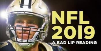 Bad Lip Reading Presents NFL 2019!
