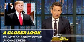 Seth Myers: 'If You Say The Same Thing Over And Over, People Tune You Out'
