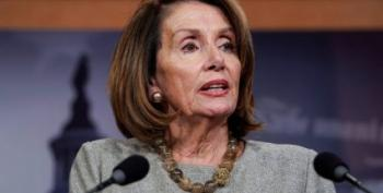 WATCH LIVE:  Nancy Pelosi Weekly Press Conference