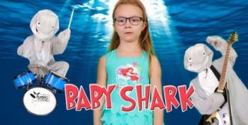 'Baby Shark' Goes Heavy Metal And It's Perfect