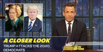 Seth Meyers: Trump 'Is A Bunch Of Symptoms'