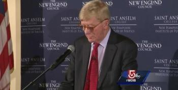 Republican Bill Weld Announces He May Challenge Trump, And Other News