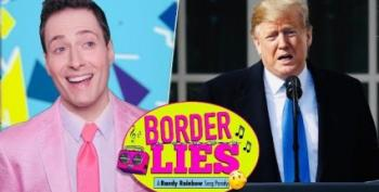 Randy Rainbow Brings Us 'Border Lies'