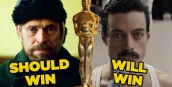 2019 Academy Awards Open Thread