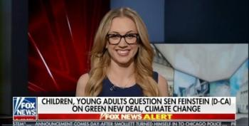Fox News Goes After The Kids Fighting For A Green New Deal