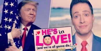 Randy Rainbow Sings Songs Of Trump/Kim Love!