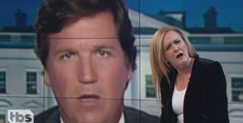 Sam Bee Asks: Is Tucker Carlson A White Supremacist?