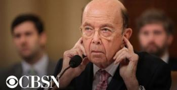 WATCH LIVE: House Oversight Grills Wilbur Ross On Census