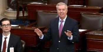 Lindsey Graham Blocks Senate Vote On Releasing Mueller Report