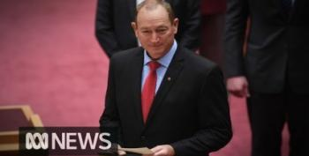 Australian Senator's Shocking Response To NZ Mosque Massacre