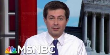 'Mayor Pete' Buttigieg Knows How To Push Back On Morning Joe