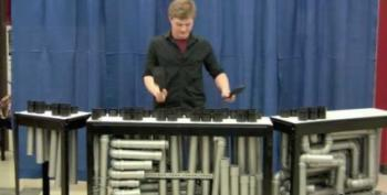 PVC Pipes Music Is Surprisingly Amazing!
