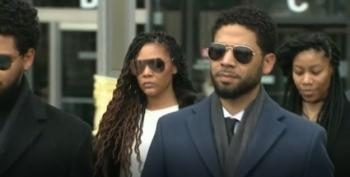 All Charges Dropped In Jussie Smollett Case