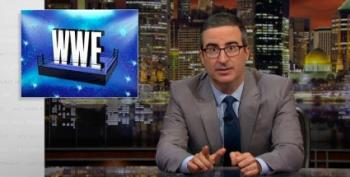 John Oliver Urges Wrestling Fans To Hold Vince McMahon Accountable