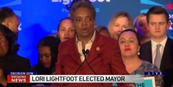 Chicago Elects First Gay And First African-American Woman As Mayor