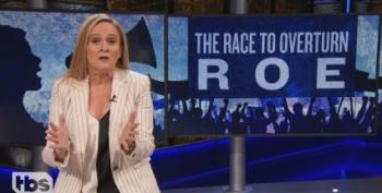 Samantha Bee Versus The GOP's Moronic Abortion Laws