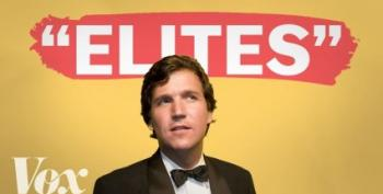 Watch This Brilliant Exposé Of Tucker Carlson's 'Populism'