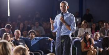 WATCH:  Barack Obama's Social Activism Town Hall In Berlin