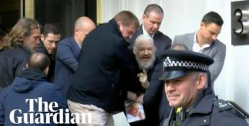 BREAKING: Julian Assange Is Arrested By British Authorities