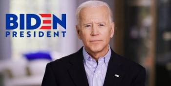 Joe Biden Announces His Candidacy: We're In A Fight For Democracy