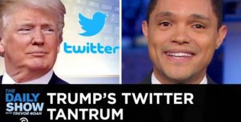 Daily Show: So-Called President Wants More Twitter Followers