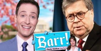 Randy Rainbow Goes Full 'Beauty And The Beast' On William Barr