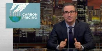 John Oliver On The Green New Deal: 'We've Broken Bill Nye!'
