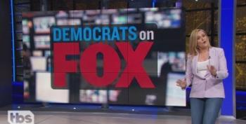 Samantha Bee Scolds Democrats For Appearing On Fox News: 'You Just Look Stupid'