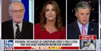 Fox Turns A Blind Eye To Hannity's Fake News 'Reporters'
