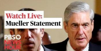 BREAKING: Robert Mueller To Speak On Russia Probe At 11 EST