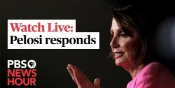 WATCH LIVE:  Nancy Pelosi Expected To Respond To Mueller's Statement