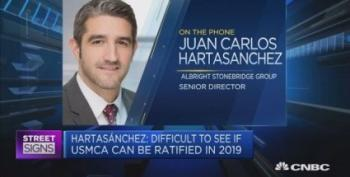 Paul Krugman Calls Trump's Mexico Tariffs 'Policy By Tantrum'