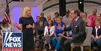 Chris Wallace Scolds Gillibrand For Calling Out Fox News 'Infanticide' Lies