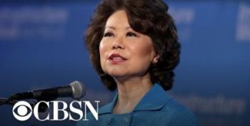 Elaine Chao Cancels China Trip After Ethics Officers Notice