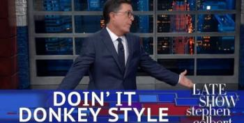 Colbert: 19 Democrats In Iowa? 'That's Called A Whole Foods'