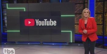Samantha Bee On YouTube's Rotten Algorithms