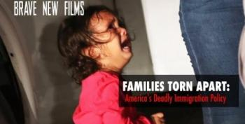 'America's Deadly Immigration Policy' Summed Up In Two Heart-Wrenching Minutes