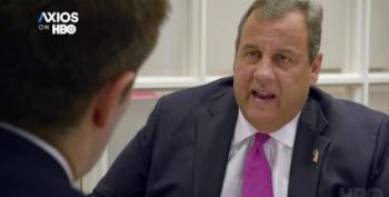Chris Christie 'Not Surprised' At Petty Reason Trump Transition Team Dumped Him