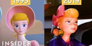 The Evolution Of Pixar Movies