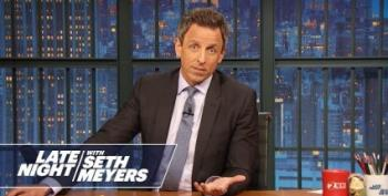 Seth Myers Explains Why 'She's Not My Type' Is Not Exactly A Defense