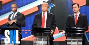 Did Somebody Say Debate?  SNL Republican Debate 2015
