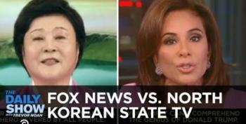 Who Does It Better? Fox News Or North Korean State TV?