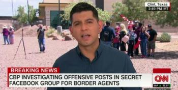 Reps Say Border Patrol Ordered Migrants To Drink Out Of Toilets
