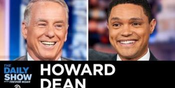 Howard Dean On The Daily Show With Trevor Noah