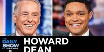 Howard Dean On The Daily Show With Trevor Noah