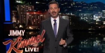 Kimmel Celebrates: Trump Can't Block Anyone On Twitter