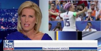 A Round Up Of Fox News Meltdowns Over Megan Rapinoe