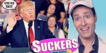 Randy Rainbow Parodies The Jonas Brothers To Poke MAGA