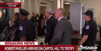 LIVE BLOG: Reactions To Mueller Testimony